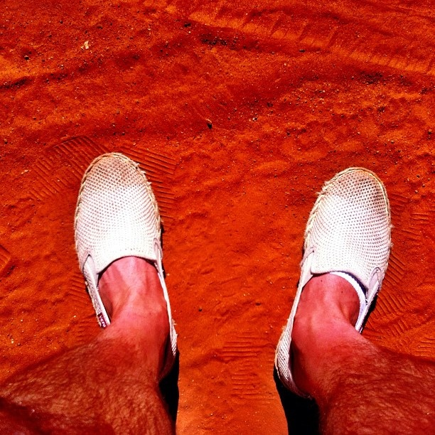 Why FNQ Rocks: the most beautifully rich red earth, the colour of Australia!