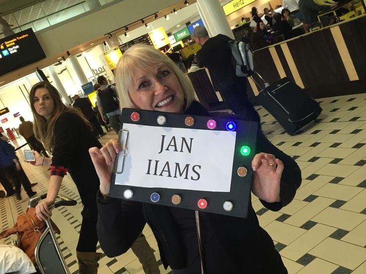 #PartyDotsForSmiles with the Lovely Jan Iiams