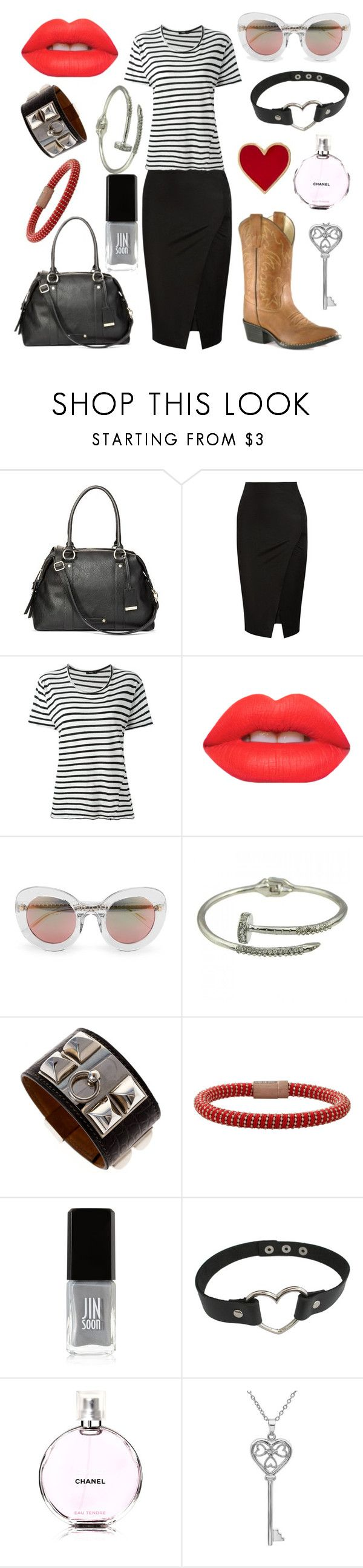 Teaching is fun by figjamstyle ❤ liked on Polyvore featuring Donna Karan, Bassike.