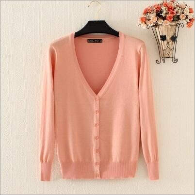 Buy new Sweater Women Cardigan Knitted Sweater Coat Long Sleeve Crochet  Female Casual V-Neck Woman Cardigans Tops poncho pull femme at Jessikas Tops  for ...