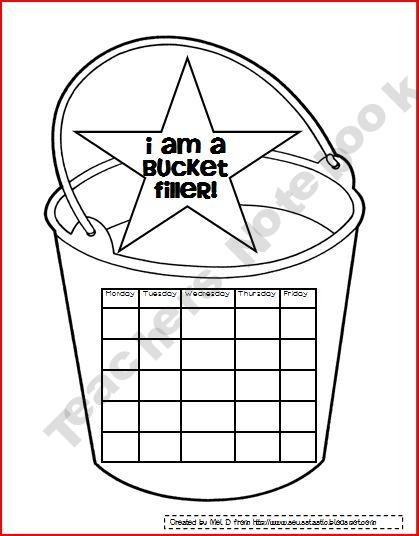 200 best Fill A Bucket images on Pinterest Behavior management