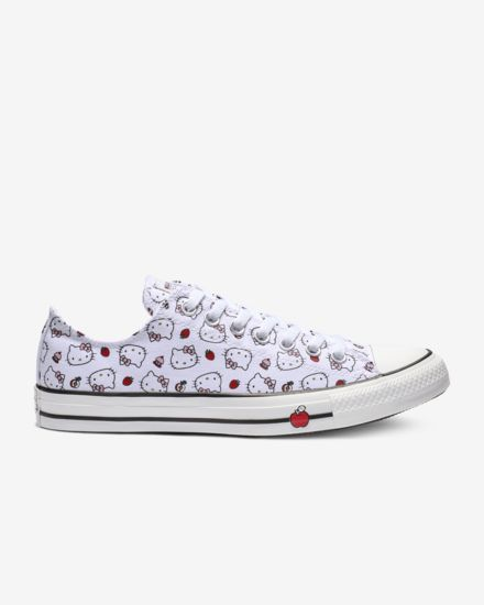 Converse x Hello Kitty Chuck Taylor All Star Low Top Unisex Shoe ... 053d7de57