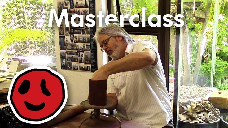 Ceramics masterclass with Hennie Meyer
