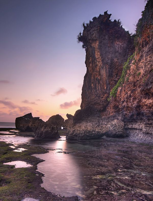 Ngobaran Beach- Yogyakarta-Java Island-Indonesia