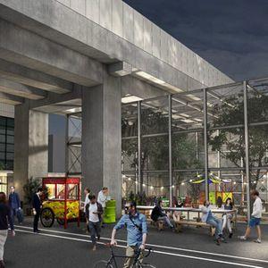 下北沢駅高架下に3年間限定の飲食店とイベントスペース開設へ
