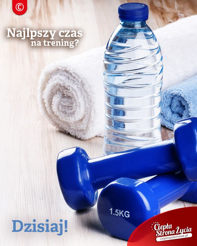Zabierasz się do ćwiczeń, ale odkładasz w nieskończoność swój pierwszy trening? Nie szukaj więcej wymówek - wróć do domu, przebierz się w sportowe ubrania i zacznij się ruszać. Nie musisz od razu dawać sobie wielkiego wycisku. Wystarczy 15 minutowa gimnastyka codziennie, by wpaść w rytm ćwiczeń, dostarczając sobie naturalnej energii. Nie czekaj i już dziś #zmienbojlernakaloryfer - jeśli nie masz pomysłów na trening, pomogą Ci nasze zestawy ćwiczeń, które znajdziesz na YouTube.