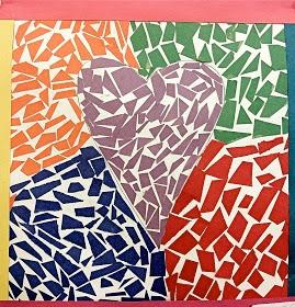 Avah Ham: 3rd & 5th Grade Art Projects
