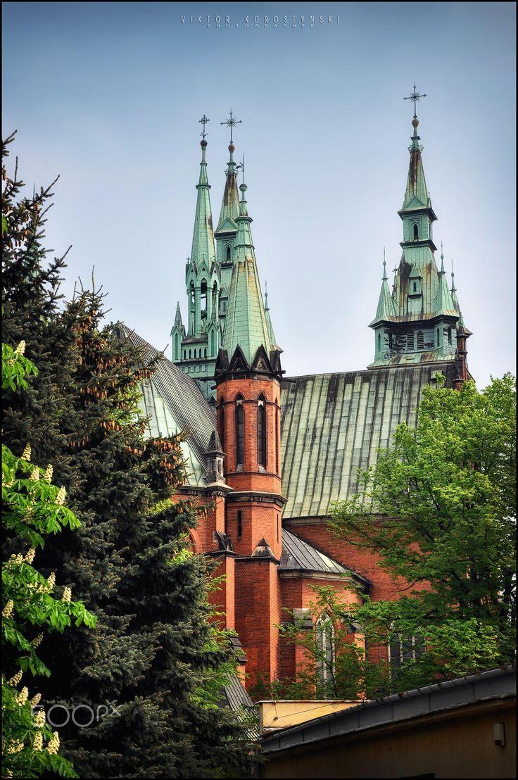 Kielce. Poland. by Viktor Korostynski on 500px