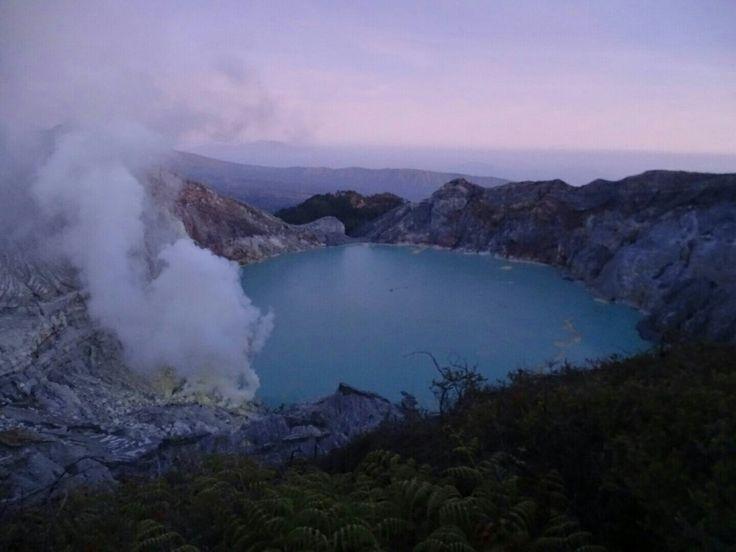 Khawa Ijen,  Vulkan,  Java,  Indonesien