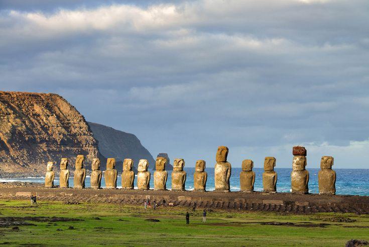 Lugares para conhecer na América Latina...