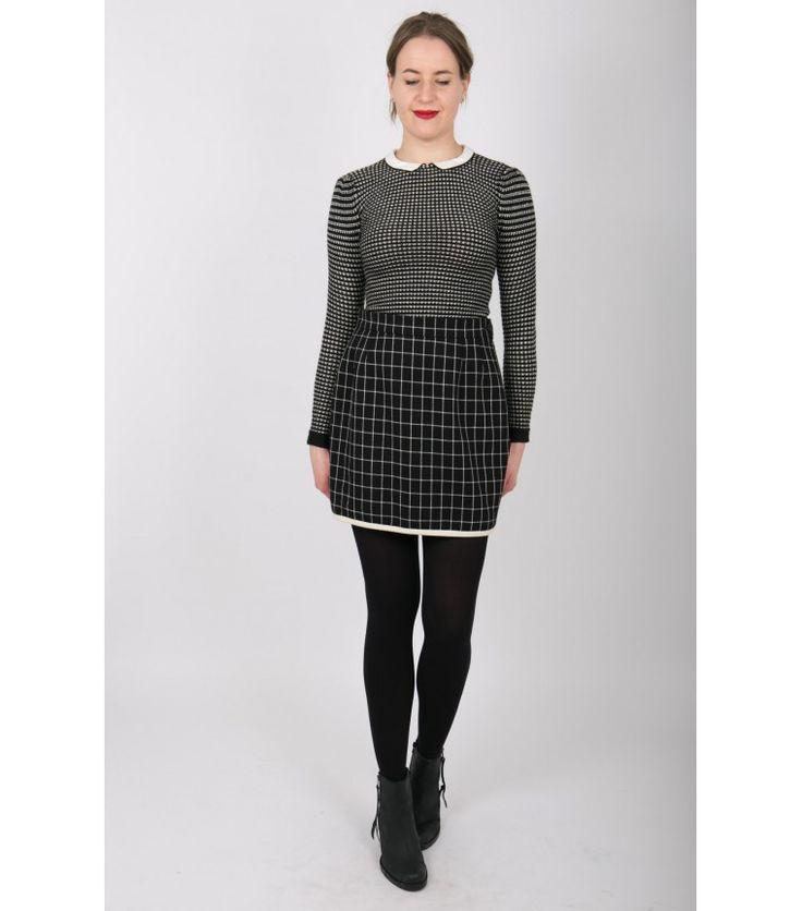 Yves Saint Laurent Wool Skirt, S - WST