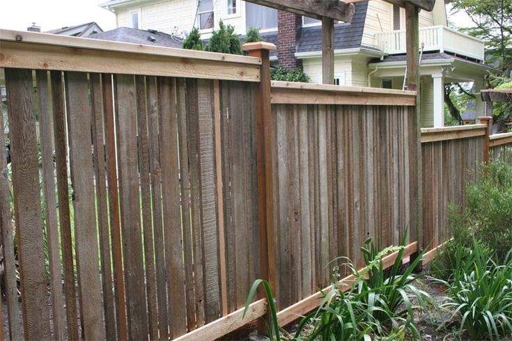 Repair Or Replace That Old Fence Double Dog Remodel