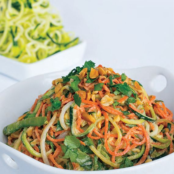 1000+ ideas about Raw Pad Thai on Pinterest | Raw Vegan, Kelp Noodles ...