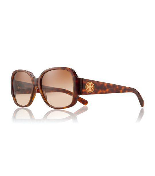 Oversized Square Sunglasses : Women's Designer Sunglasses | Tory Burch | Womens Eyewear