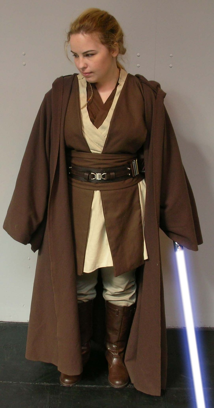 Best 20+ Jedi costume ideas on Pinterest | Jedi robe pattern, Jedi ...
