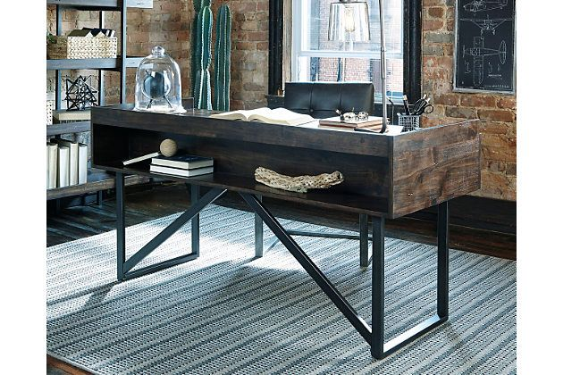 25 Best Ideas About Brown Home Office Furniture On
