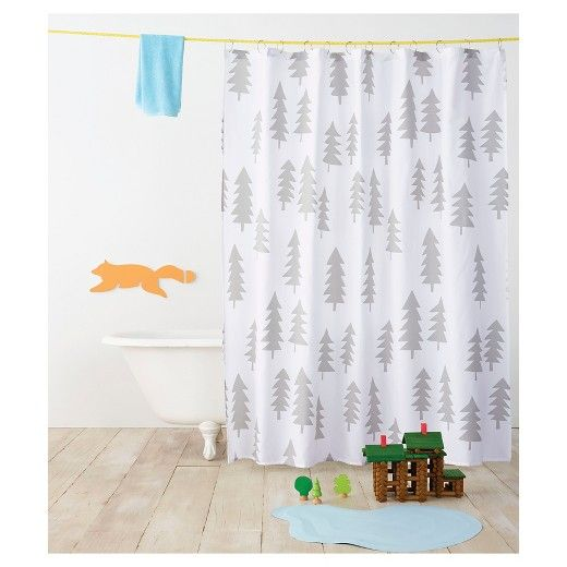 17 Best ideas about Tree Shower Curtains on Pinterest | Black ...