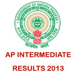 AP Intermediate 2nd Year Results 2013