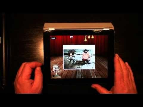 Voorbeeldfilm over de werking van Puppet Pals 2  - Sarah Annes Creative Classroom - YouTube