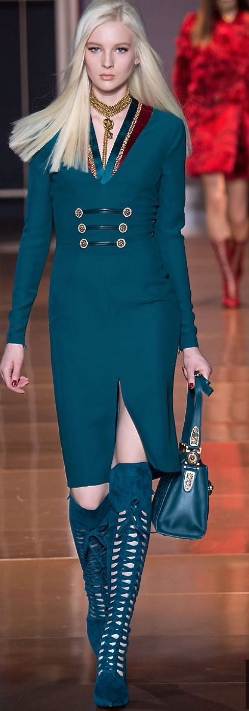 Sophisticated Style| Serafini Amelia| Versace