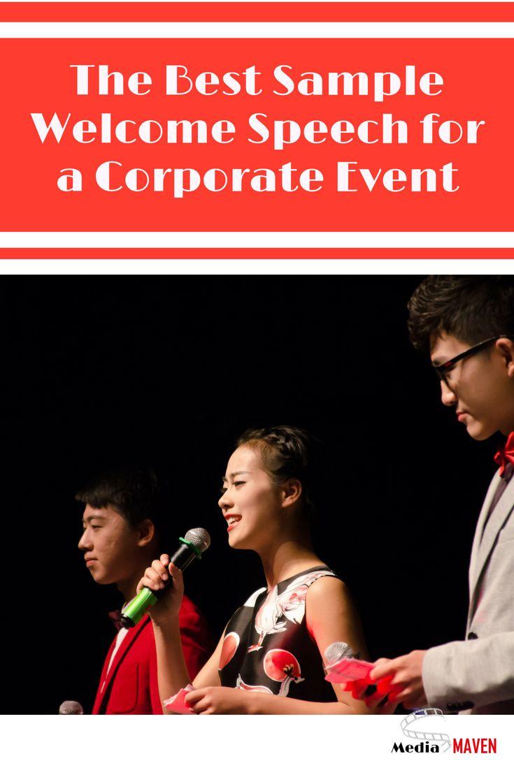 best corporate speeches