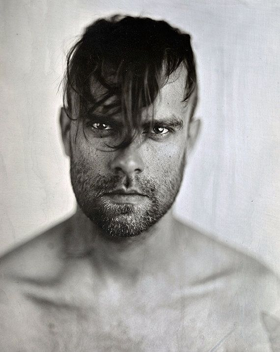 Bert McCracken by Ryan Muirhead| Those eyes, oh my.