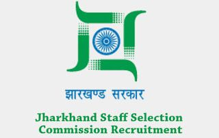Jharkhand Staff Selection Commission Recruitment 2017 for 17793 Trained Graduate Teachers || Last date 25th April 2017