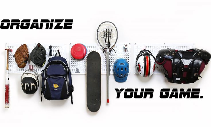wall control pegboard can store all of your sports gear so on wall control id=31928