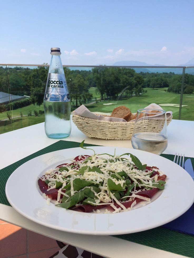 A Fresh lunch - Summer 2015 - Villaverde bar&Restaurant, Fagagna, Udine.