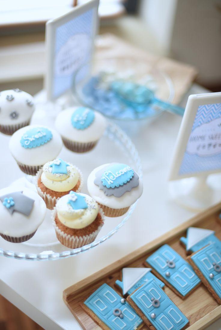 housewarming sweets, housewarming party, housewarming cookies, housewarming ideas  http://fashionelka.pl/jak-zorganizowalam-parapetowke/