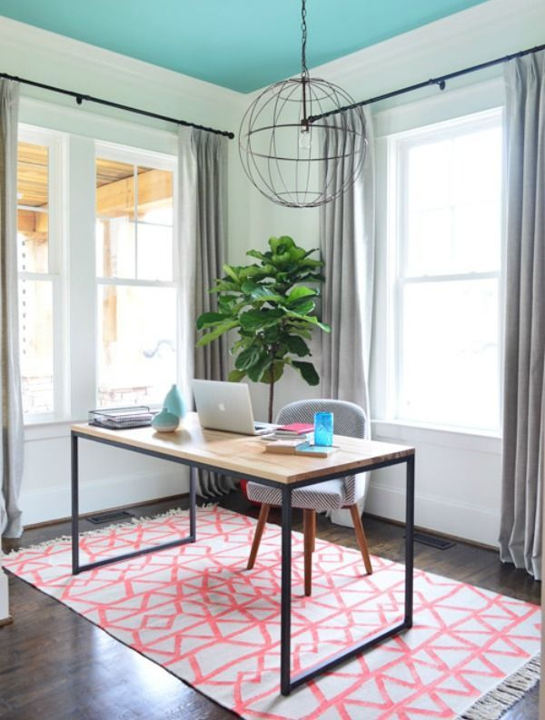5 Ways to Get This Look: Light-Filled Office