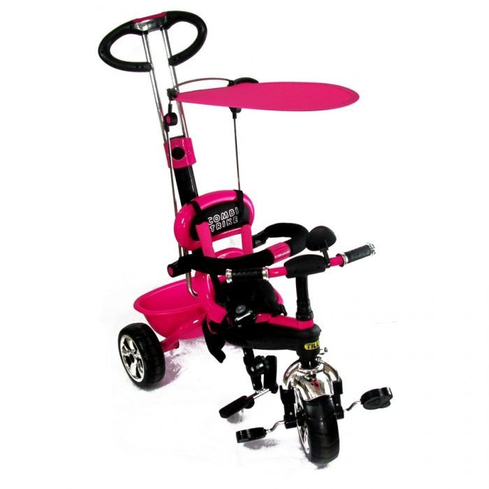 Детский велосипед трехколесный Combi Trike Tilly BT-CT-0013 Raspberry  Цена: 60 AFN  Артикул: BT-CT-0013 Raspberry  Трехколесный велосипед Tilly BT-CT-0013 благодаря своей функциональности и возможности трансформироваться, станет мечтой любого малыша.  Подробнее о товаре на нашем сайте: https://prokids.pro/catalog/detskiy_transport/trekhkolesnye_velosipedy/detskiy_velosiped_trekhkolesnyy_combi_trike_tilly_bt_ct_0013_raspberry/