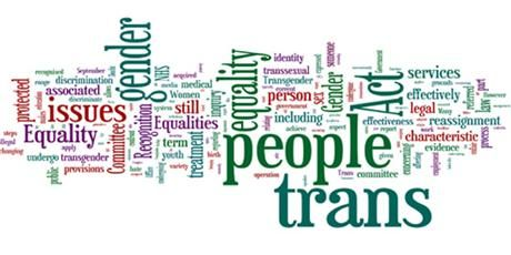 14th Jan 2016 Trans Equality Report There is still a long way to go to ensure equality for transgender people, despite welcome progress, says a report published today by the House of Commons Women and Equalities Committee.