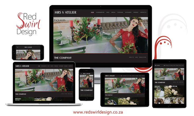 Such a lovely site for Mrs V.  Very creative ladies with an awesome company.  #lovesouthafrica #redswirldesign #lovewebdesign