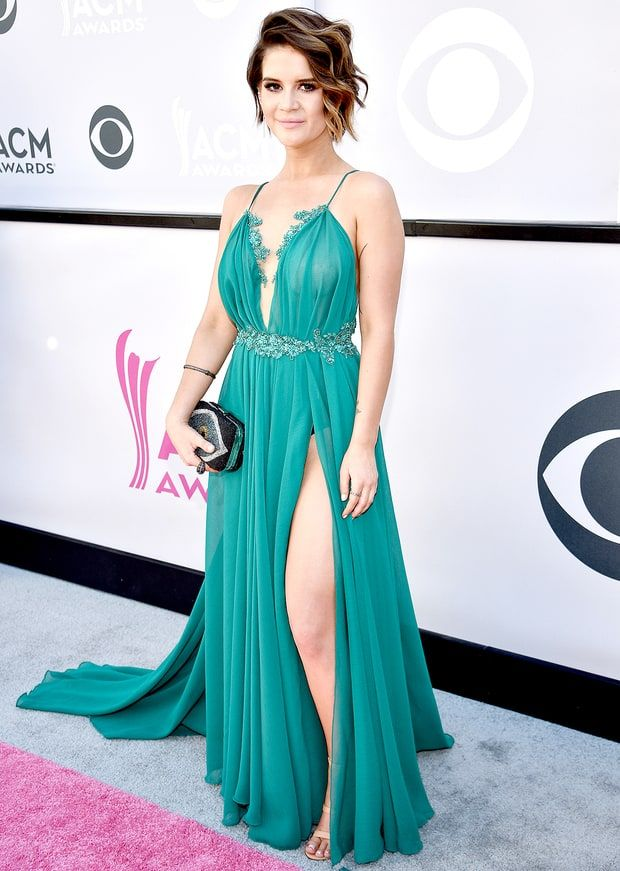 Maren Morris in Michael Costello