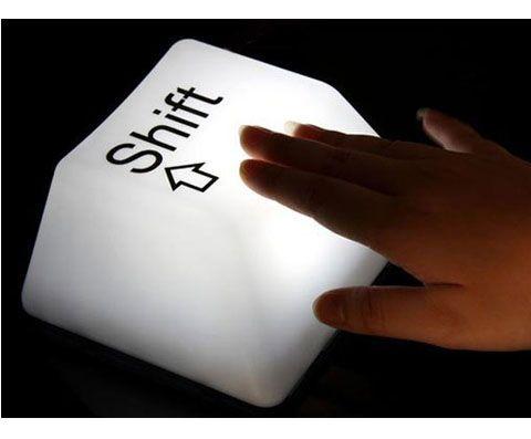 Blanco Mayús Ctrl Esc Del Teclado LED lámpara de escritorio de luz para Vender - La Tienda En Online IGOGO.ES