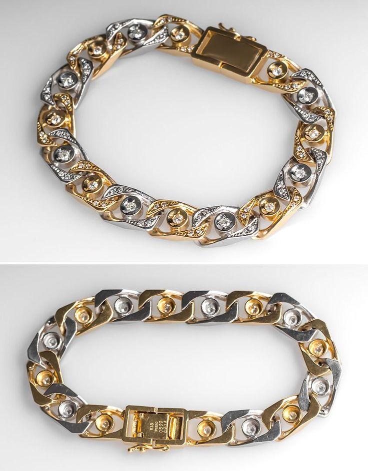 131 best Diamond bracelets images on Pinterest