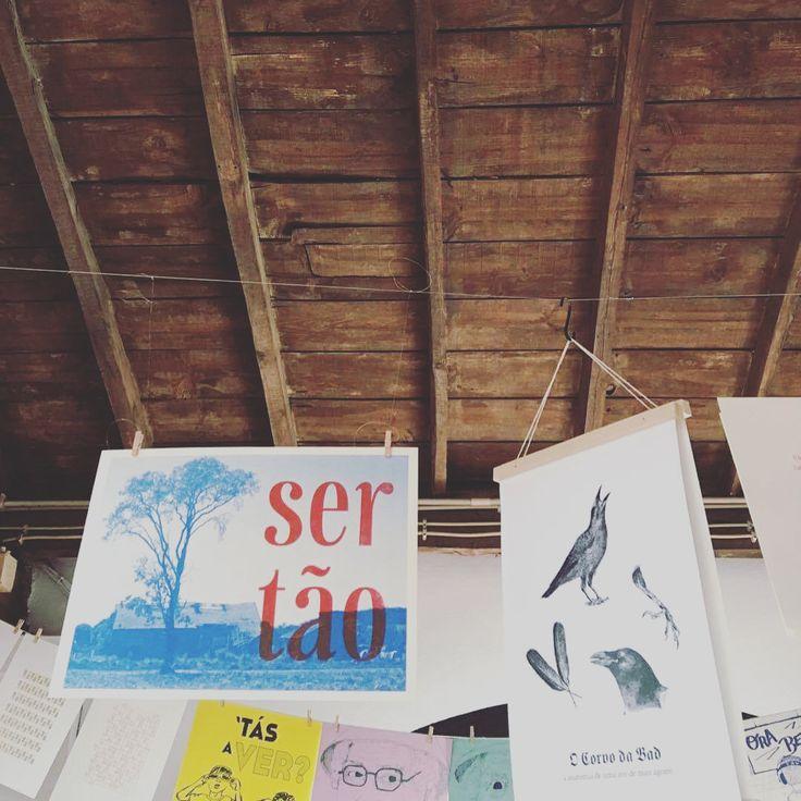 eller type sagarana risograph prints - ellertype.com