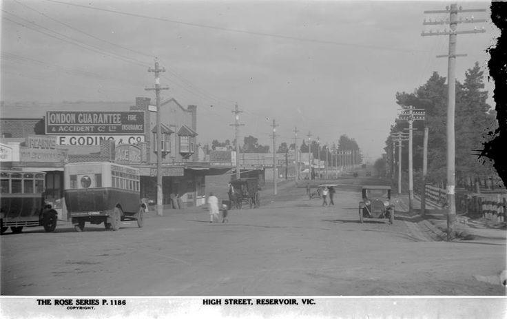 1920 High Street Reservoir