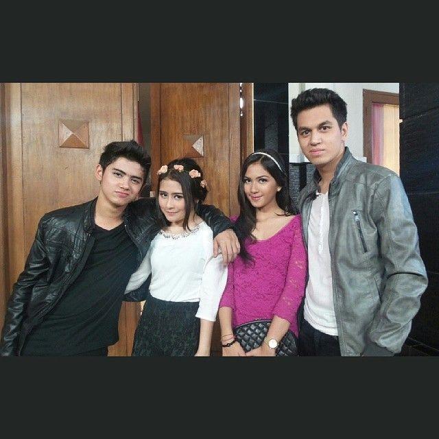Aliando,Prilly Latuconsina Jessica Mila,Kevin Julio