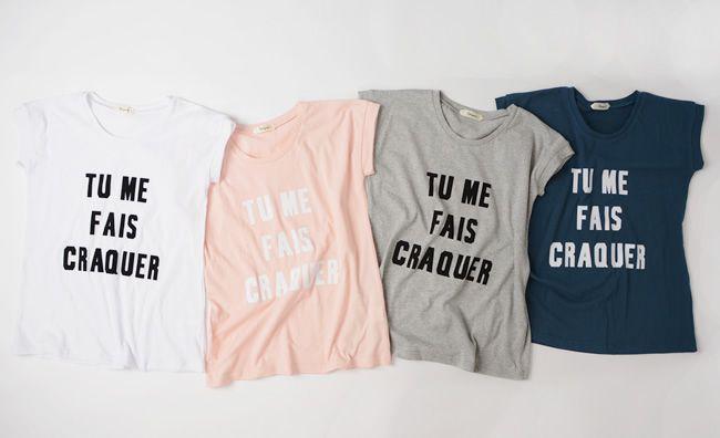 【楽天市場】【Crouka別注】Espeyrac エスペラック フロッキープリント ロゴTシャツ・1411013(全4色)(free)【2014春夏】:Crouka(クローカ)