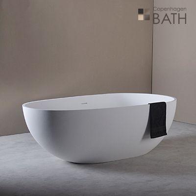 Copenhagen Bath - Erba Badekar