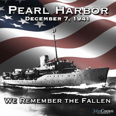 Pearl Harbor Day 12-7