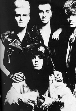 The Cult...they're back touring this summer doing the album Electric! They had such a great presence.