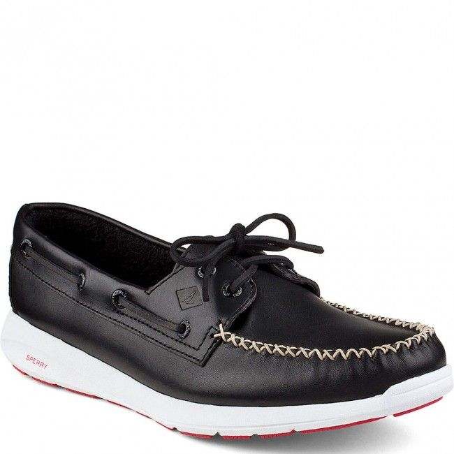 STS13217 Sperry Men's Paul Sperry Sojourn Casual Shoes - Black www.bootbay.com