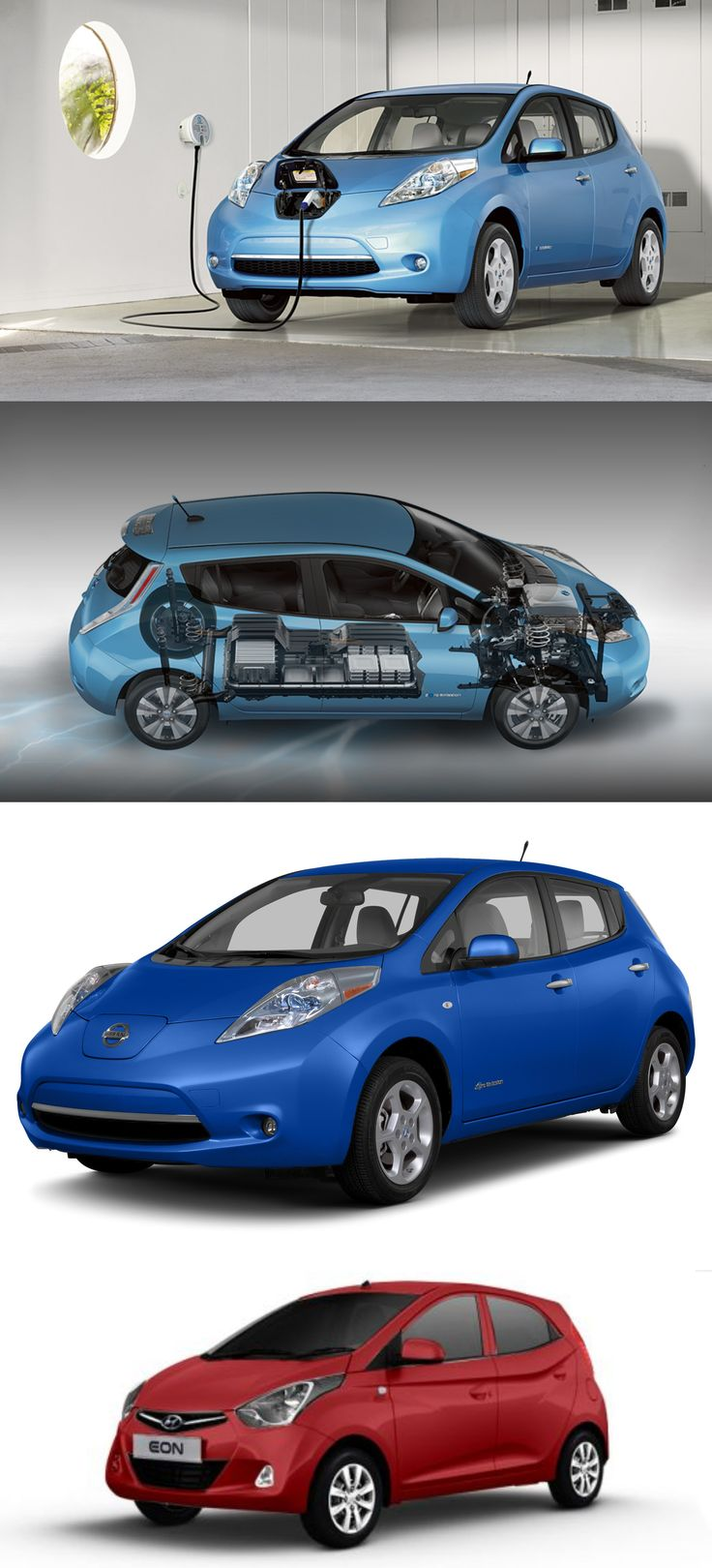 #Nissan Leaf to Arrive #electric #car in #India Soon
