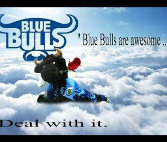 Blue Bull heavan