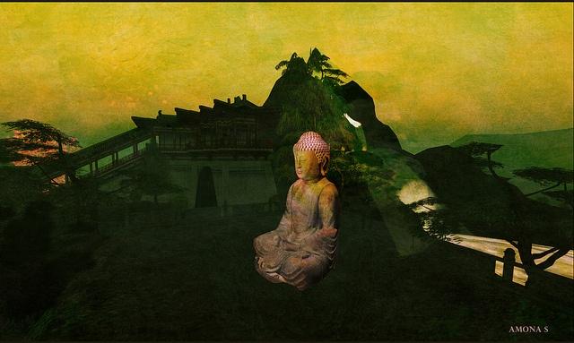 Fantasy China Dynasty Land, via Flickr.