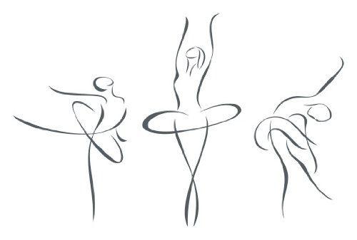 ballet silhouette