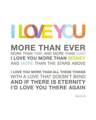 I Love You More Poem: 37 Best LOVE FOREVER Images On Pinterest